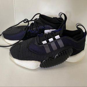 NWT Adidas Crazy BYW II 2 B37552 37.5W